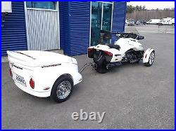 2018 UP BRP Can-Am Spyder F3T F3-T F3 T Trailer Tow Hitch With Wiring Harness