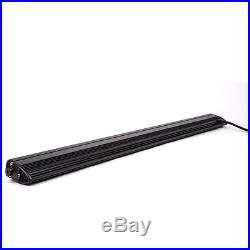 30Inch LED Light Bar withBumper Hidden Bracket, Wire Kit For 2005-18 Toyota Tacoma