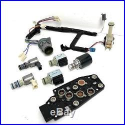 4L60E 4L65E Solenoid Set including Wire Harness 1996-2002 GM 7 Pieces