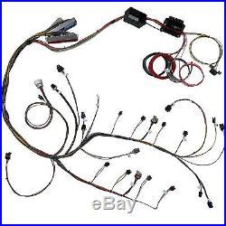 4.8 / 5.3 / 6.0 Vortec LS Standalone Wiring Harness Dyno Run