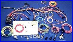 64 65 66 67 Chevy Chevelle Wiring kit Classic Update Wiring Harness Series ss