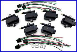 6 Ignition Coils for Marine with Harness 3008M0077471 MERCURY OPTIMAX 339879984T00