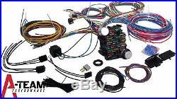 73-82 Chevy GMC Truck Pickup Wiring Harness Universal Wiring Kit 21 Circuit