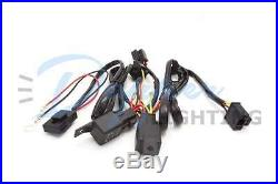 7x6 REAL Projector Headlights with HID Kit (H1 5000K), LED Bulbs & Wiring Harness