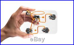 920D Custom Shop Les Paul Jimmy Page Wiring Harness withSwitchcraft Toggle