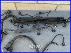 93-95 Mercedes W124 E320 300E 300TE 300CE ENGINE WIRING HARNESS 1244405632