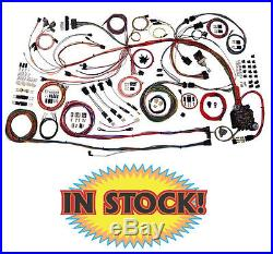 American Autowire 1968-69 Chevelle Classic Update Wiring Harness Kit 510158