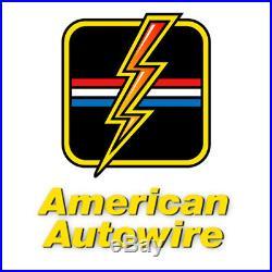American Autowire 510140 1962-67 Nova & II Classic Update Wiring Harness