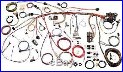 American Autowire 510177 1969 Ford Mustang Classic Update Wiring Harness