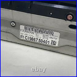 BMW 2017-18 F15 X5 NBT EVO iDrive Headunit ID6 & ATM Module with Roof Antenna