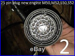 BMW E30 wiring harness Adapter Install/Swap engine M50 M52 S50 S52 from E36/E34
