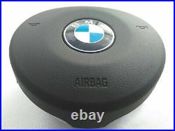 Bmw 2 F22 3 F30 4 F32 5 F10 6 F12 M-tech M Sport Steering Wheel Srs Module USA