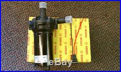 Bosch Cobra Water-to-Air Intercooler Pump & Pigtail Wiring Harness