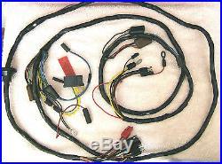 C11 1967 XR7 Mercury Cougar Dash Panel to Headlight Wiring Harness Ford