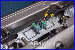 CXR LQ9 Ignition Coil Packs Bracket Wire Harness Kit For 2JZ-GTE 2JZGTE Engine