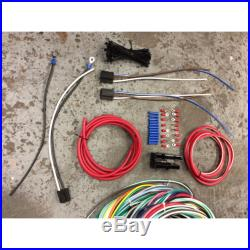 Complete 1978-88 GM G-BODY 12v 24 Circuit 15 Fuse Wiring Harness + Headlight Kit