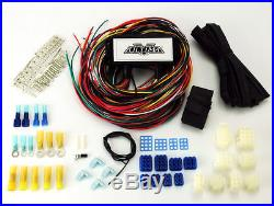 Complete Ultima Plus Electronic Wire Wiring System Harness Kit Harley Evo Custom