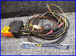 Defender Heated Wind Screen Wiring Harness Relay With Switch it for TD5 TDCi