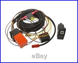 Defender Heated Wind Screen Wiring Harness Relay and Carling Contura Switch Kit