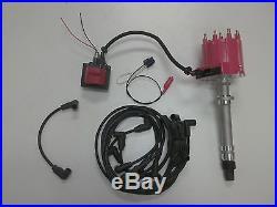 Delco Distributor 5.7L 350 V8 5.0 305 coil wires shunt mercruiser volvo penta
