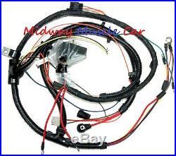 Engine wiring harness 73-77 Chevy Chevelle Malibu El Camino 350 396 454