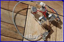 Epiphone Les Paul Pro Wiring Harness Coil Split Push/Pull Alpha Pots OEM
