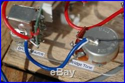 Epiphone Les Paul Pro Wiring Harness Coil Split Push/Pull Alpha Pots OEM! 2019
