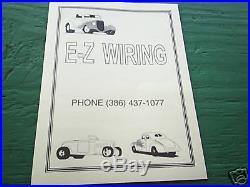 Ez Wiring 12 Circuit Standard Panel Wiring Harness