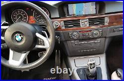 F30 Style LED Illuminated Shift Knob Gear Selector Upgrade For BMW E90 E92 E93