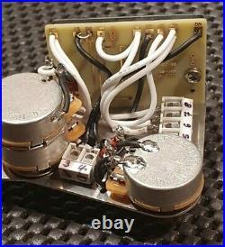Fender Strat Stratocaster FREE-WAY 10 way switch wiring harness loom upgrade kit