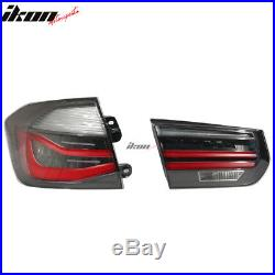 Fits 12-15 BMW 3 Series F30 Rear Tail Lights With Wire Coding Harness