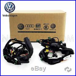 For Volkswagen Jetta 05-06 Front Driver Left Door Wiring Harness Genuine