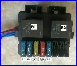 Ford 1.6 Ecoboost Engine Swap wiring harness Kit / Convert Loom & ECU/ Fiesta ST