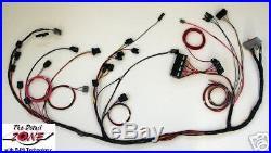 Ford 5.0 EFI universal wiring harness 1989-1993