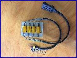 Ford Cosworth Engine RHD Wiring Harness & Link Atom ECU