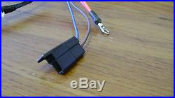 Forward Lamp Wiring Harness MADE in USA 69 Camaro with Factory Console Gauges