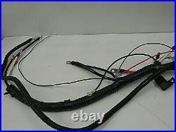 GENUINE OEM Club Car Precedent Main Wiring Harness, GAS, #103536501