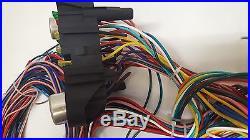 Gearhead 1953 1956 Ford Truck Pickup Universal Wiring Kit Wire Harness