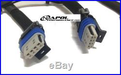Gm Chevy Ls2 / Ls7 D514a Ignition Coils & Mazda Rx-8 Rx8 Adapter Wiring Harness