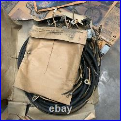 Harley OEM NOS wire harness complete knucklehead flathead Panhead
