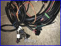 Holley EFI Wire Harness Univ Pro-Jection Commander 950 Multi Port Fuel Injection