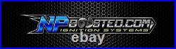 Ignition Coil on Plug Kit for Mitsubishi Evolution Lancer EVO 4 5 6 7 8 4G63 2.0