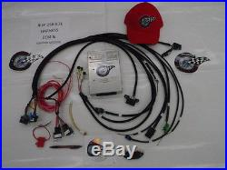 JEEP 258 4.2L TBI Harness WithECM Fuel Injection Wire Harness WithINGITION MODULE