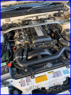 Jdm Nissan Silvia 180sx S13 Blacktop Sr20det Engine Swap 5 Speed Transmission