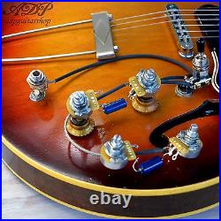 Kit Control Electro cable ES-335 VINTAGE Wiring harness Gibson Epiphone ES-330