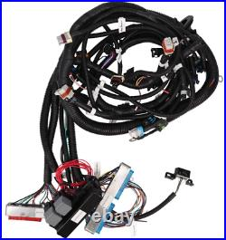 LS1/LS6 Swap Conversion Wiring Harness Drive-By-Cable Auto 4.8/5.3/6.0 Truck