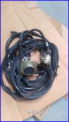 M35A2 Rear Wiring Harness M35, 2.5 Ton M34, M36, M44, M109, M185 10896676