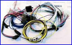 Mopar A B Body Aftermarket Electric Gauges Wire Harness