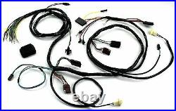 Mustang Head Light Wiring Harness witho Tach 1969 Alloy Metal USA Made