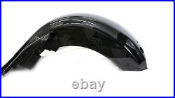 Mutazu CVO 2 in 1 Cut Out Stretched Extended Rear Fender with saddlebags set 14-20